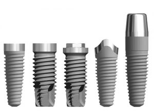 Mondzorg Hongarije - Dental implants